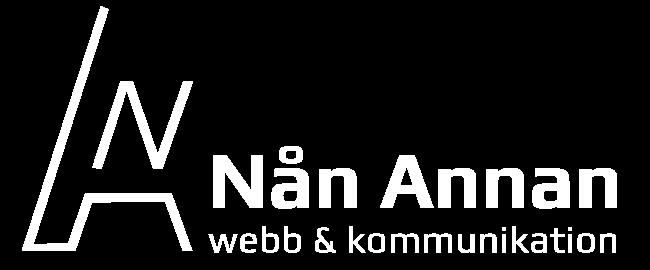 Nån Annan webb och Kommunikation